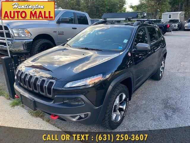 Used 2014 Jeep Cherokee in Huntington Station, New York | Huntington Auto Mall. Huntington Station, New York