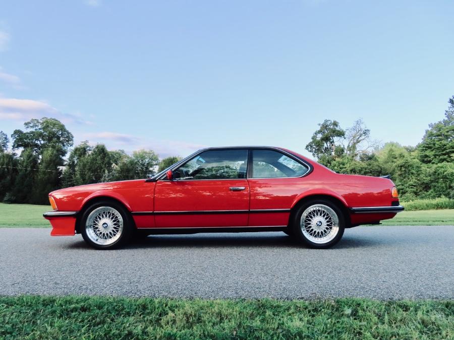 Used BMW M635CSI M 1986 | Meccanic Shop North Inc. North Salem, New York