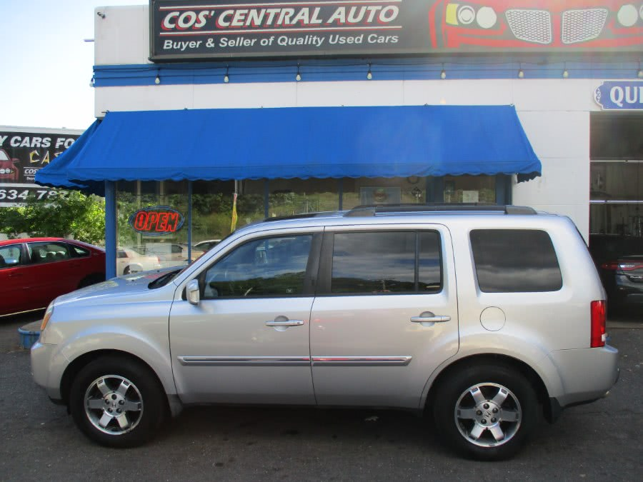 Used Honda Pilot 4WD 4dr Touring w/Navi 2010 | Cos Central Auto. Meriden, Connecticut