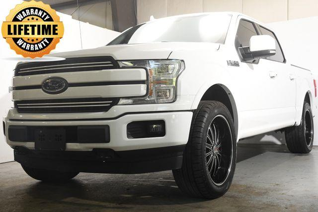 2018 Ford F-150 LARIAT w/ Safety Tech photo