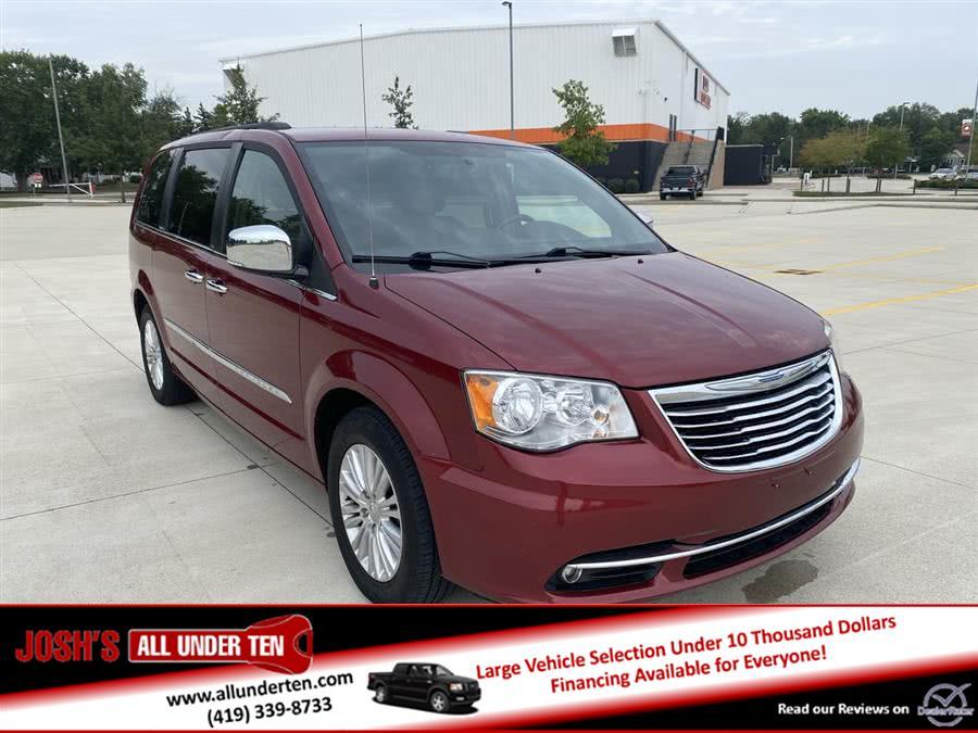 Used 2013 Chrysler Town & Country in Elida, Ohio | Josh's All Under Ten LLC. Elida, Ohio