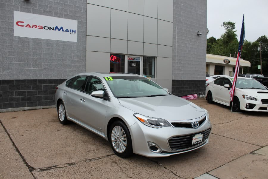 Used 2013 Toyota Avalon Hybrid in Manchester, Connecticut | Carsonmain LLC. Manchester, Connecticut