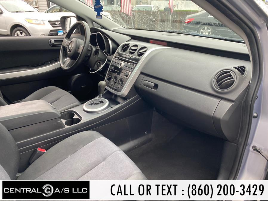 Used Mazda CX-7 AWD 4dr Sport 2007 | Central A/S LLC. East Windsor, Connecticut