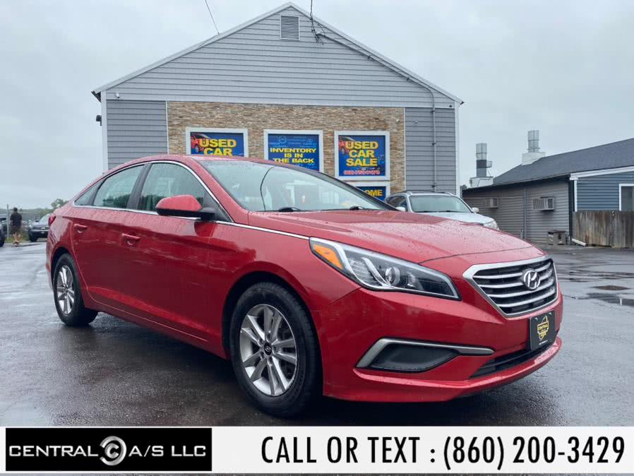 Used 2017 Hyundai Sonata in East Windsor, Connecticut | Central A/S LLC. East Windsor, Connecticut