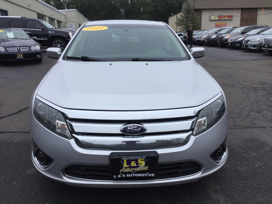 Used Ford Fusion 4dr Sdn SEL FWD 2012 | L&S Automotive LLC. Plantsville, Connecticut