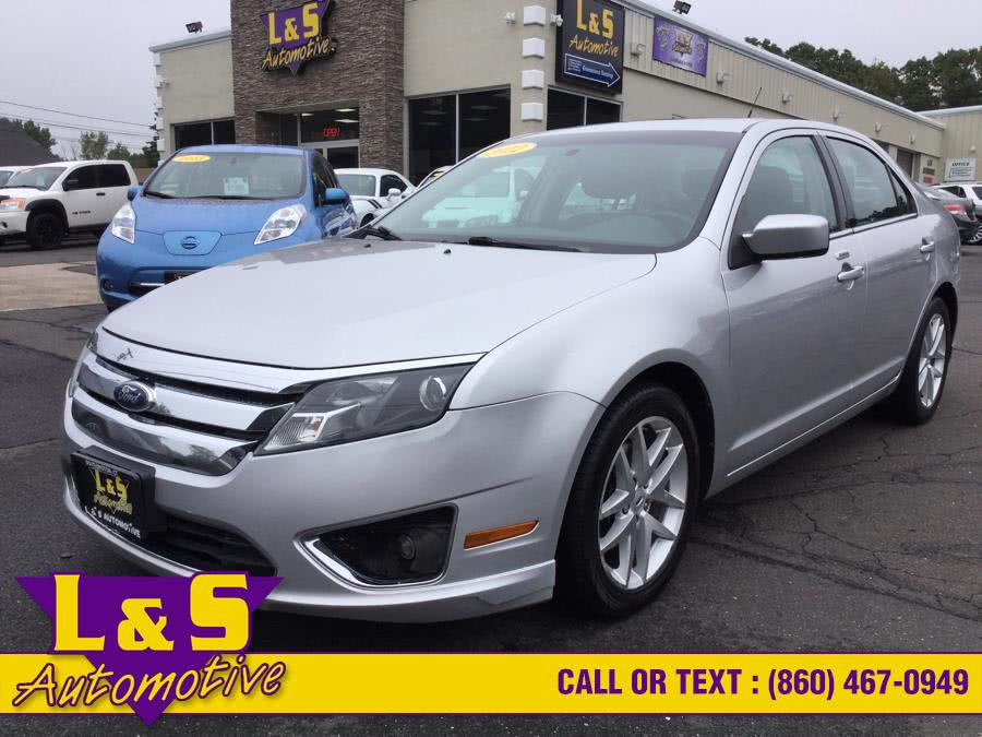 Used 2012 Ford Fusion in Plantsville, Connecticut | L&S Automotive LLC. Plantsville, Connecticut
