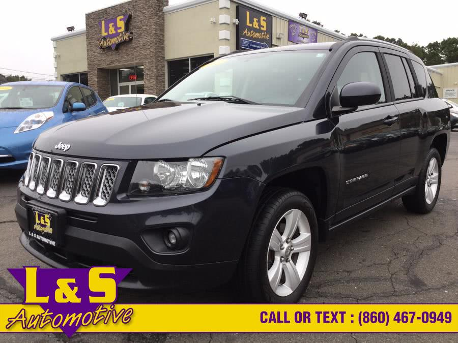 Used 2014 Jeep Compass in Plantsville, Connecticut | L&S Automotive LLC. Plantsville, Connecticut