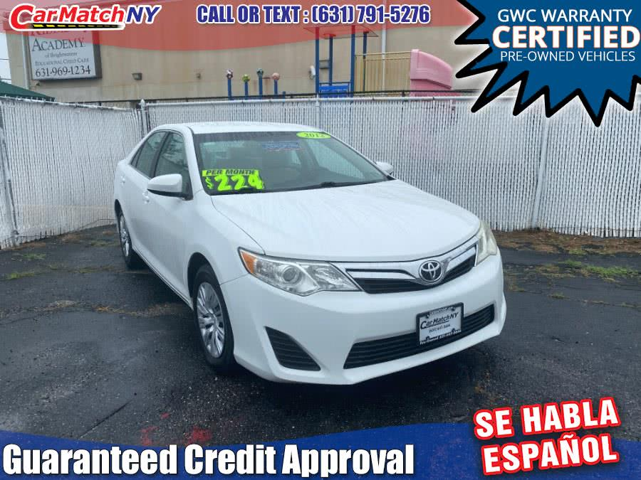 Used 2012 Toyota Camry in Bayshore, New York | Carmatch NY. Bayshore, New York