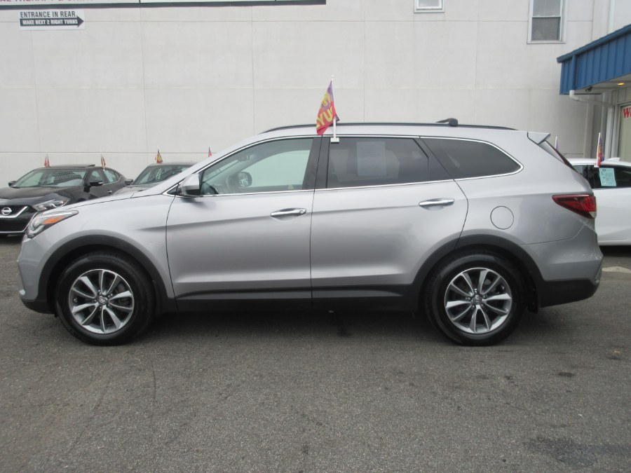 Used Hyundai Santa Fe SE 3.3L Automatic AWD 2017 | Route 27 Auto Mall. Linden, New Jersey