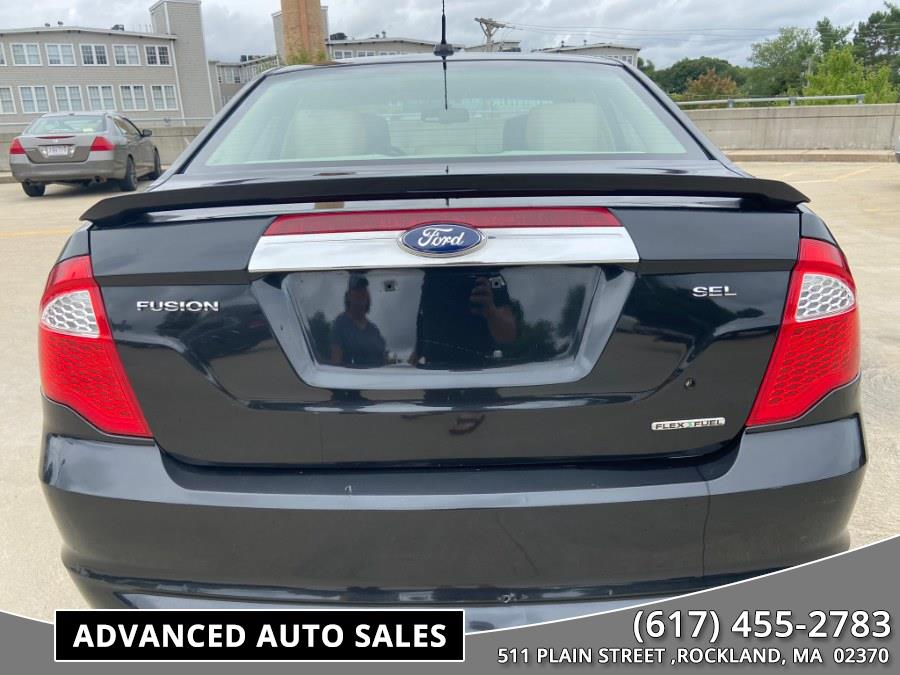 Used Ford Fusion 4dr Sdn SEL FWD 2011 | Advanced Auto Sales. Rockland, Massachusetts