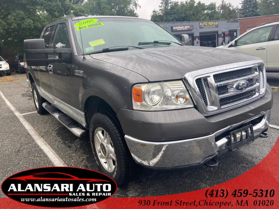 Used 2008 Ford F-150 in Chicopee, Massachusetts | AlAnsari Auto Sales & Repair . Chicopee, Massachusetts