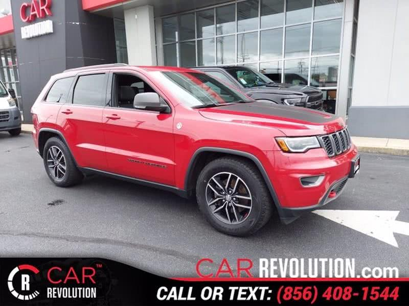 Used 2017 Jeep Grand Cherokee in Maple Shade, New Jersey | Car Revolution. Maple Shade, New Jersey