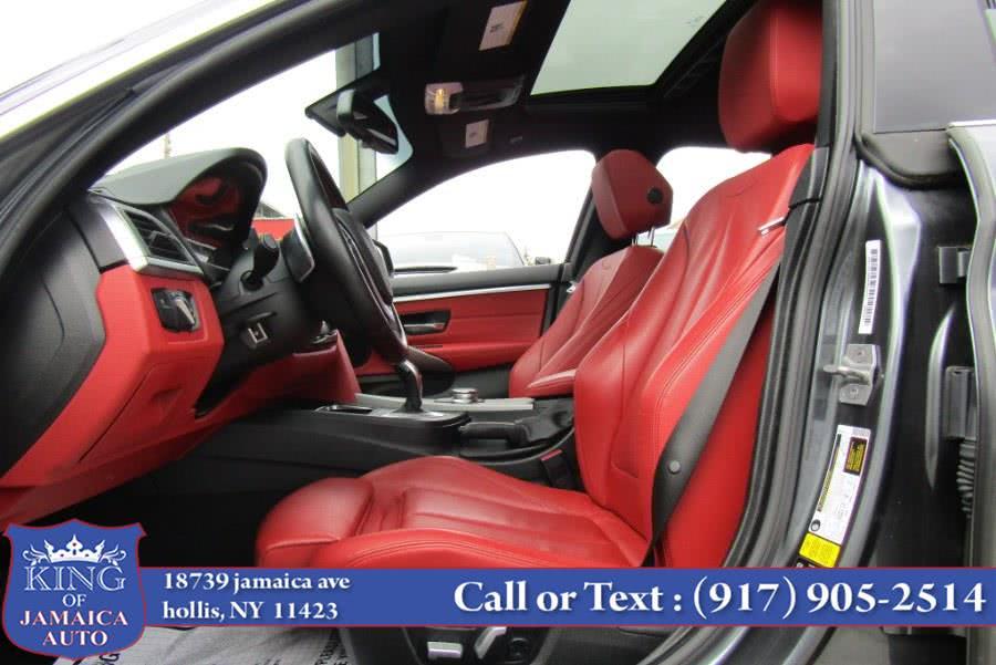 Used BMW 4 Series 430i xDrive Gran Coupe 2018 | King of Jamaica Auto Inc. Hollis, New York