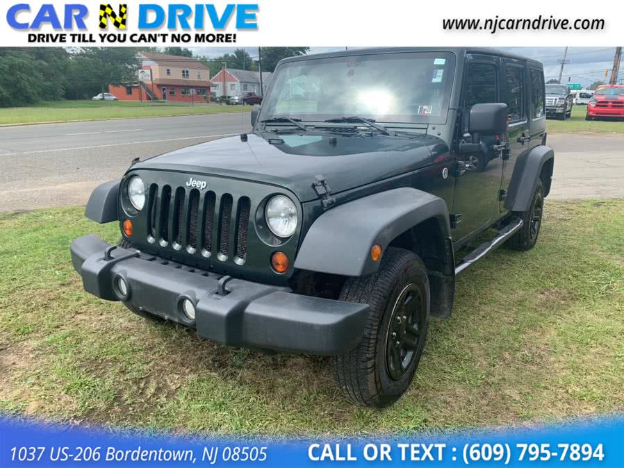 Used 2011 Jeep Wrangler in Bordentown, New Jersey | Car N Drive. Bordentown, New Jersey