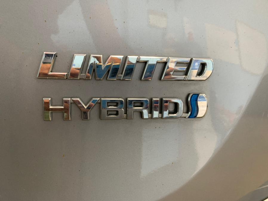 Used Toyota RAV4 Hybrid Limited Hybrid Limited AWD (Natl) 2018 | 5 Towns Drive. Inwood, New York