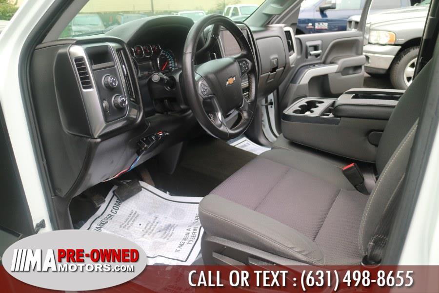 "Used Chevrolet Silverado 1500 4WD Crew Cab 143.5"" LT w/1LT 2016 | M & A Motors. Huntington, New York"