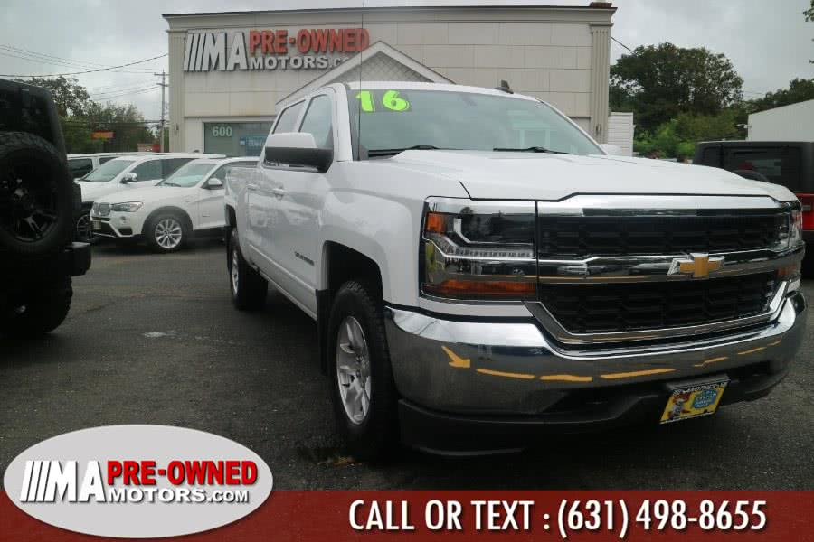 "Used Chevrolet Silverado 1500 4WD Crew Cab 143.5"" LT w/1LT 2016 