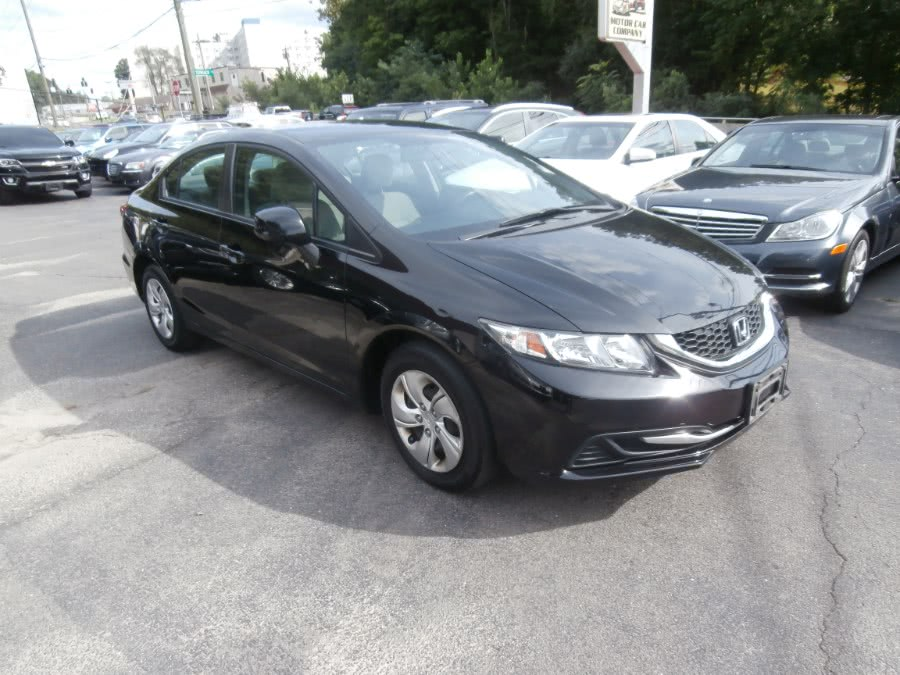 Used Honda Civic Sdn 4dr Auto LX 2013 | Jim Juliani Motors. Waterbury, Connecticut
