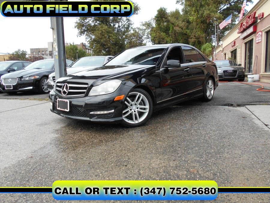 Used Mercedes-Benz C-Class 4dr Sdn C 250 Luxury RWD 2014 | Auto Field Corp. Jamaica, New York