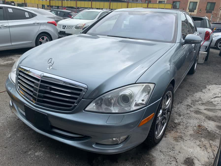 Used 2007 Mercedes-Benz S-Class in Brooklyn, New York | Atlantic Used Car Sales. Brooklyn, New York