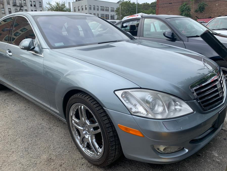 Used Mercedes-Benz S-Class 4dr Sdn 5.5L V8 RWD 2007 | Atlantic Used Car Sales. Brooklyn, New York