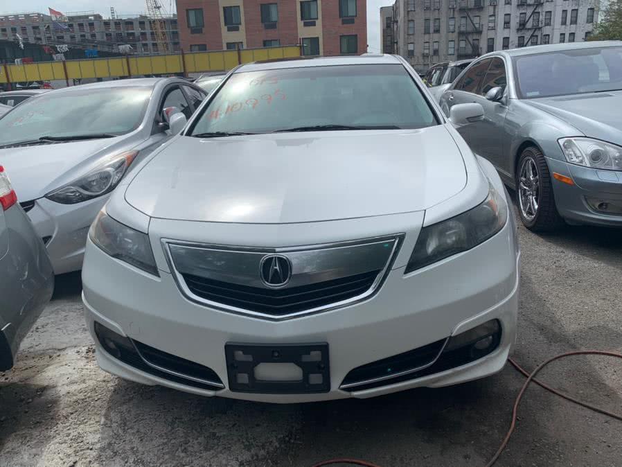 Used 2013 Acura TL in Brooklyn, New York | Atlantic Used Car Sales. Brooklyn, New York