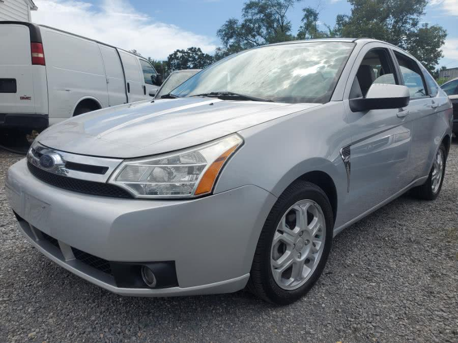 Used 2008 Ford Focus in West Babylon, New York | SGM Auto Sales. West Babylon, New York