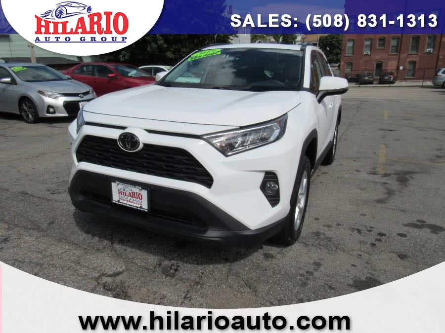 Used 2019 Toyota RAV4 in Worcester, Massachusetts | Hilario's Auto Sales Inc.. Worcester, Massachusetts