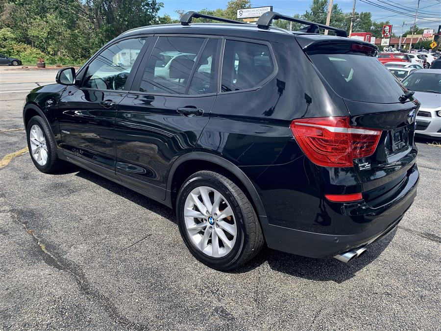 Used BMW X3 XDRIVE28I 2015   Second Street Auto Sales Inc. Manchester, New Hampshire