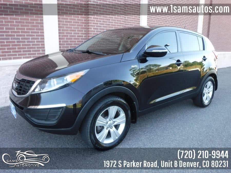 Used 2013 Kia Sportage in Denver, Colorado | Sam's Automotive. Denver, Colorado