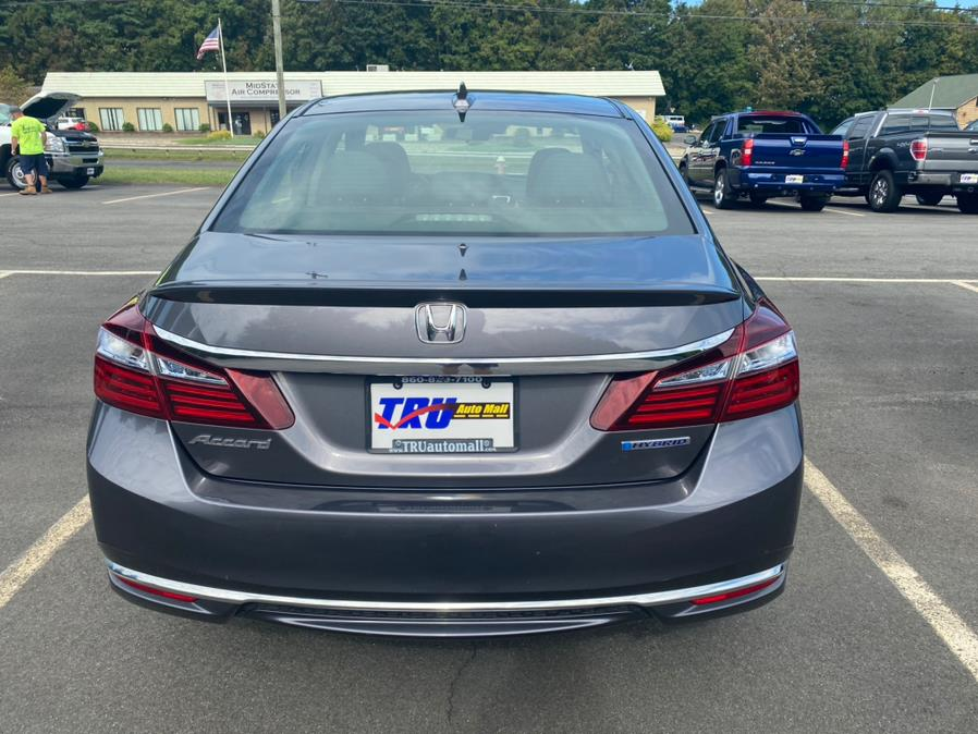 Used Honda Accord Hybrid Sedan 2017   Tru Auto Mall. Berlin, Connecticut
