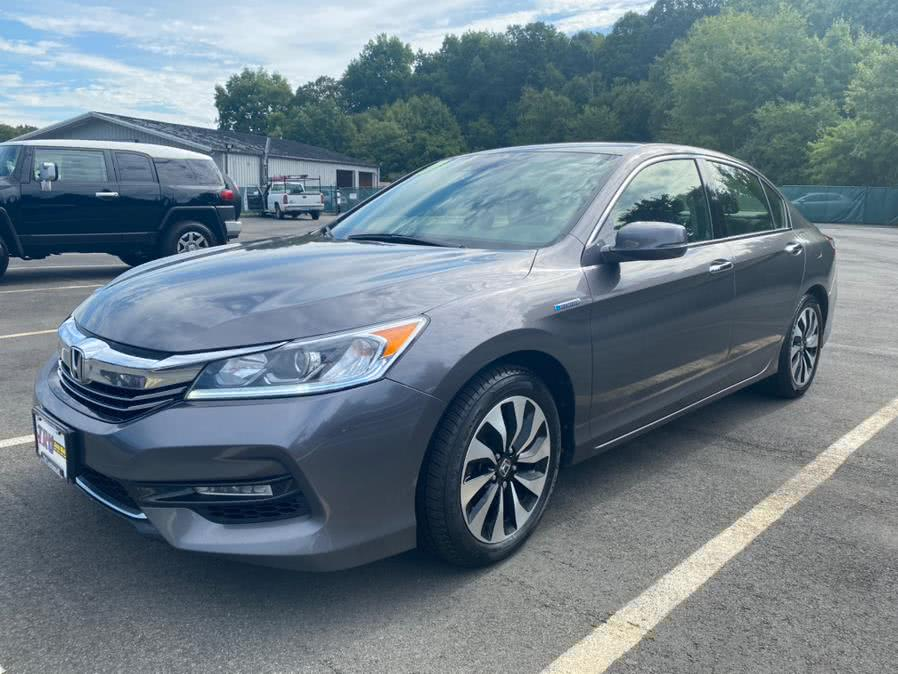 Used 2017 Honda Accord Hybrid in Berlin, Connecticut | Tru Auto Mall. Berlin, Connecticut