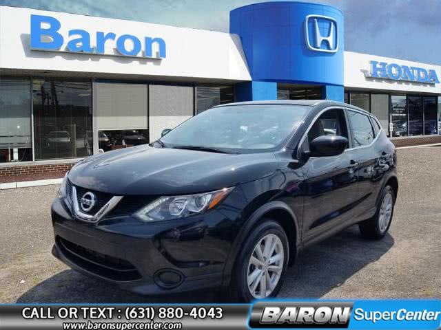 Used 2017 Nissan Rogue Sport in Patchogue, New York | Baron Supercenter. Patchogue, New York