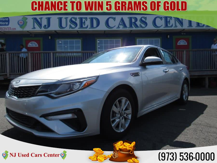 Used 2019 Kia Optima in Irvington, New Jersey | NJ Used Cars Center. Irvington, New Jersey