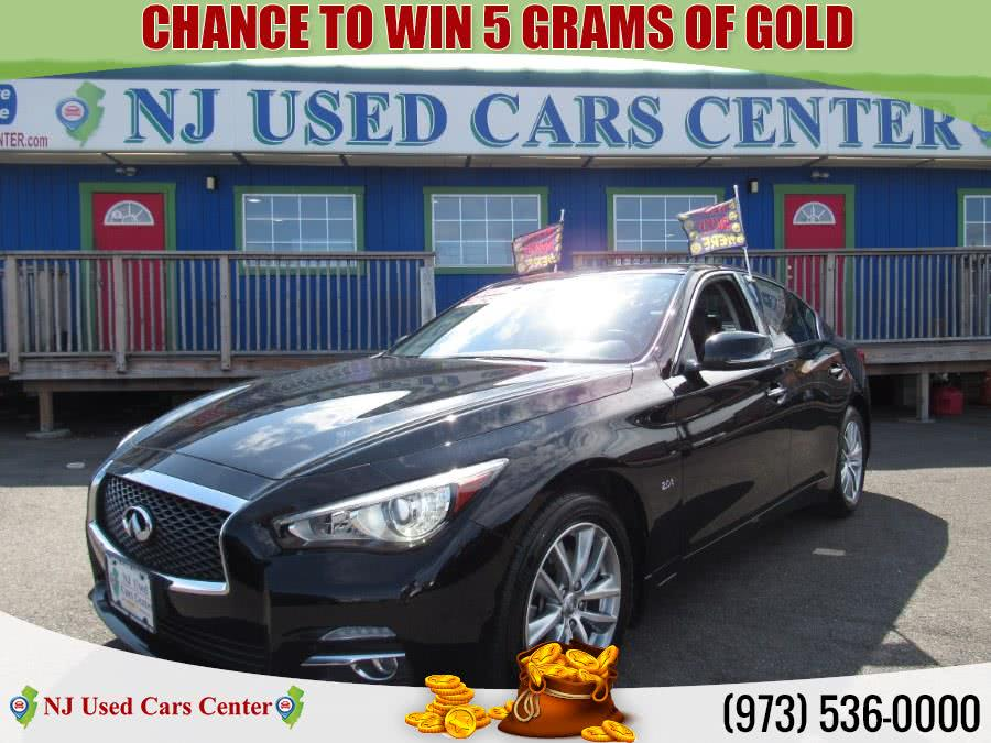 Used 2017 INFINITI Q50 in Irvington, New Jersey | NJ Used Cars Center. Irvington, New Jersey