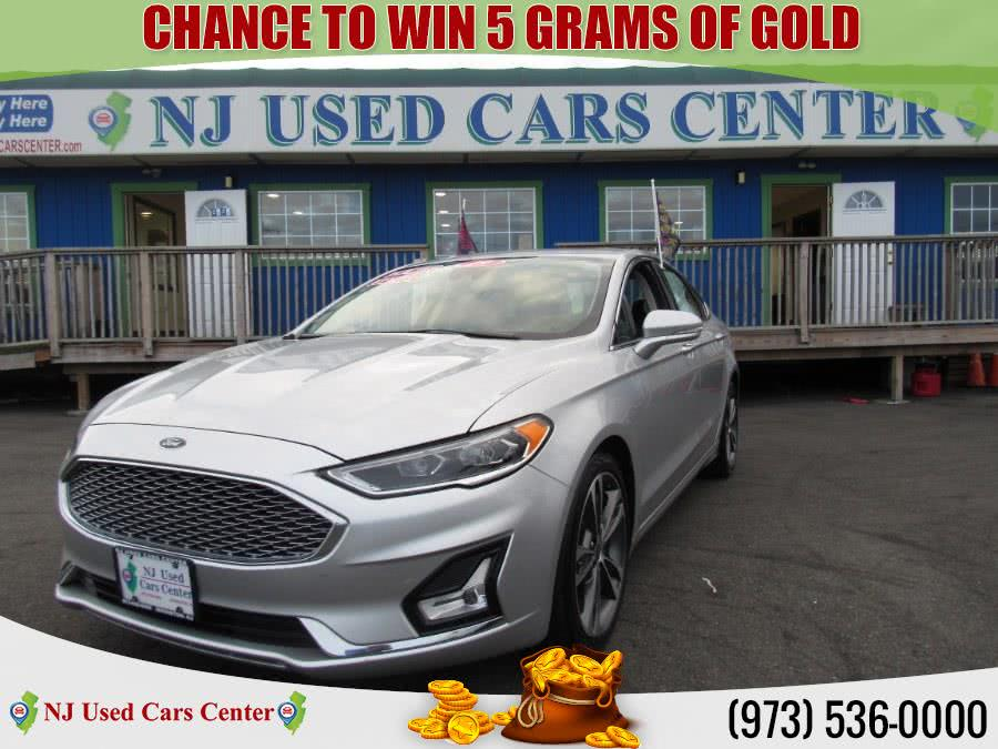 Used 2019 Ford Fusion in Irvington, New Jersey | NJ Used Cars Center. Irvington, New Jersey