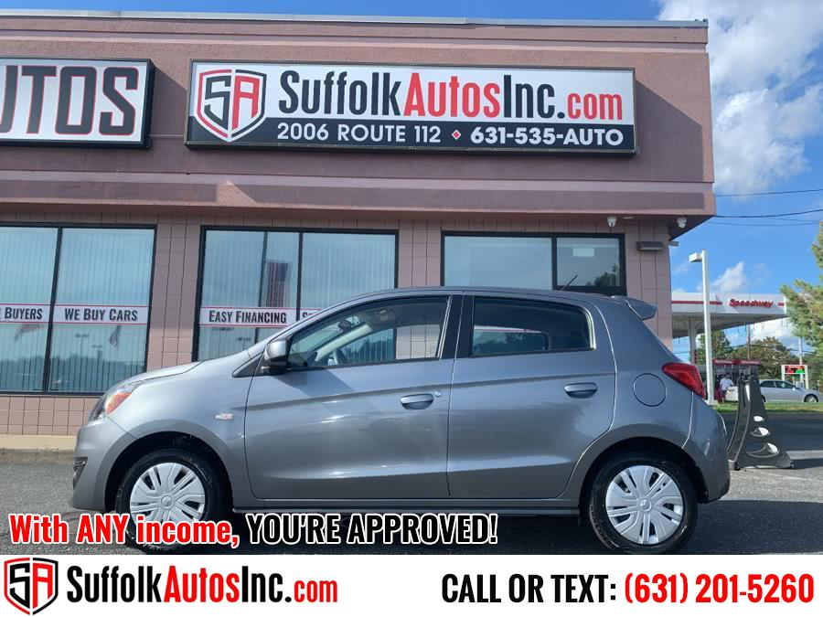 Used Mitsubishi Mirage ES CVT 2019 | Suffolk Autos Inc. Medford, New York