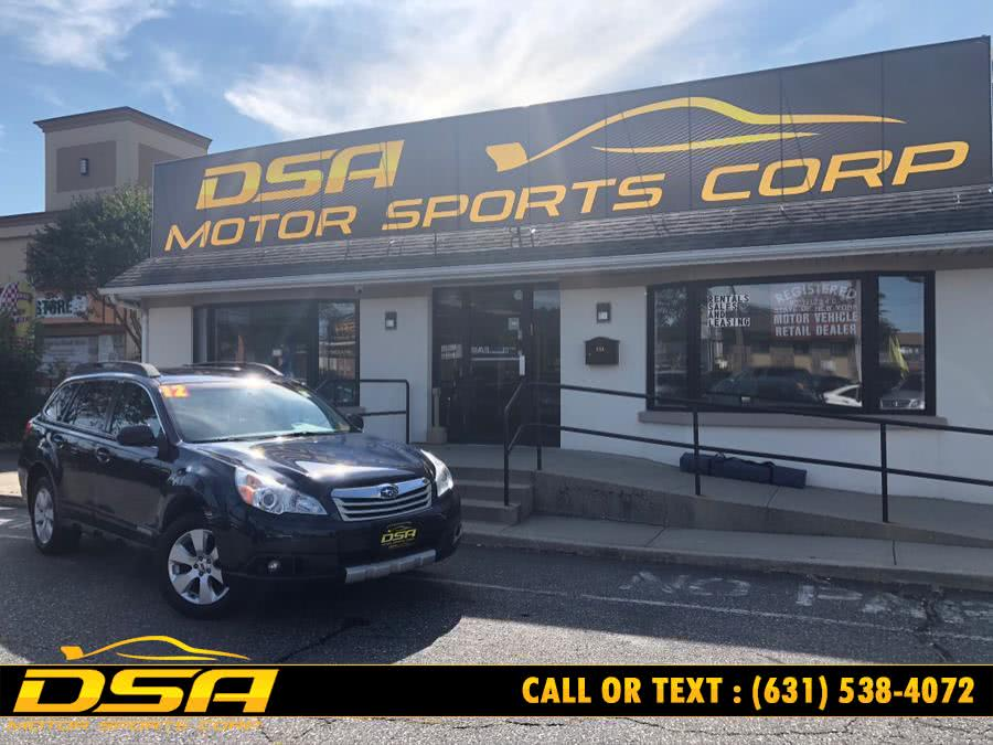 Used Subaru Outback 4dr Wgn H4 Auto 2.5i Limited 2012 | DSA Motor Sports Corp. Commack, New York