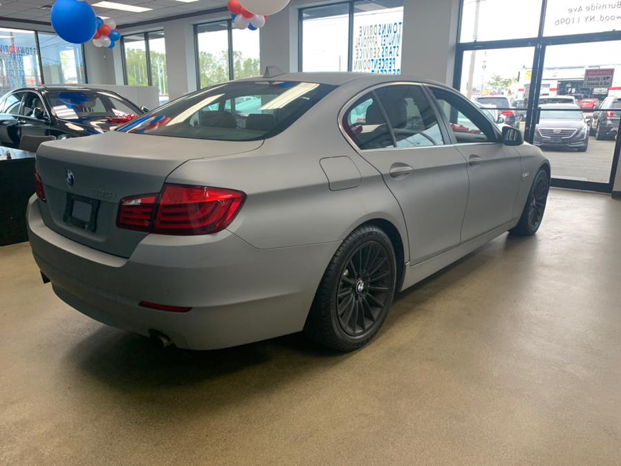 Used BMW 5 Series 4dr Sdn 535i xDrive AWD 2012 | 5 Towns Drive. Inwood, New York