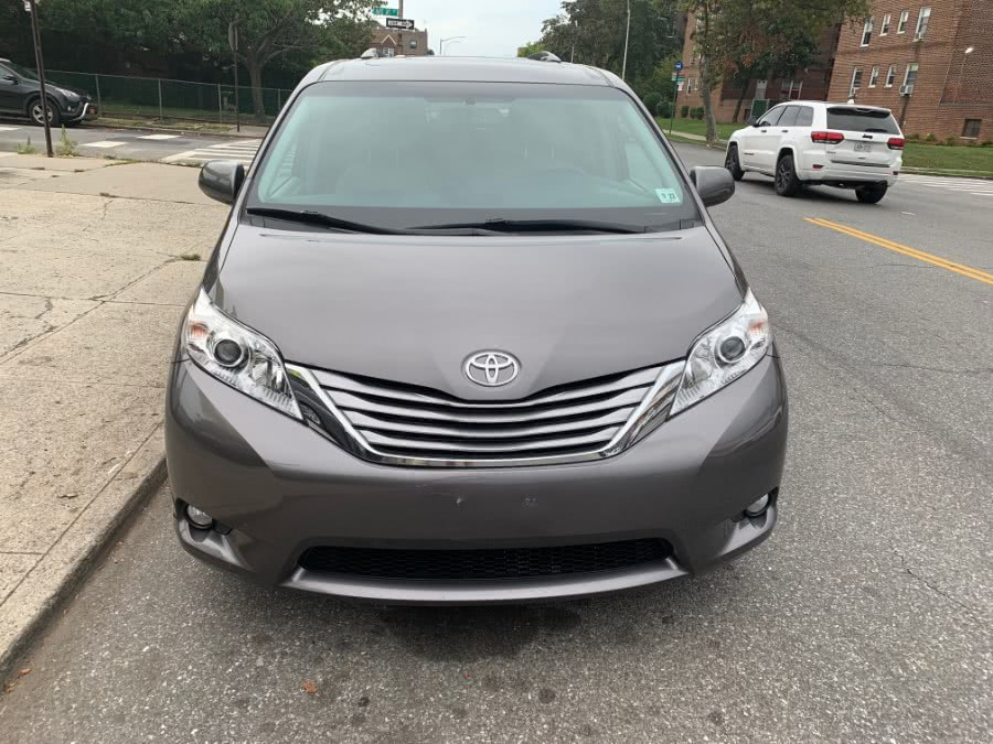 Used Toyota Sienna XLE Premium AWD 7-Passenger (Natl) 2017 | Autoforward Motors Inc.. Brooklyn, New York