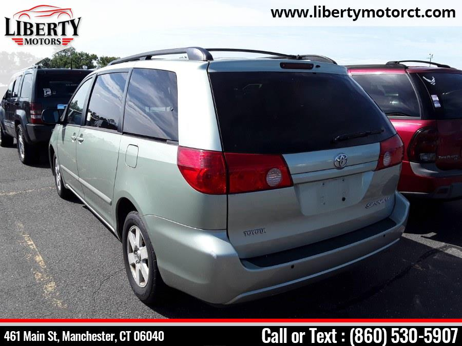 Used Toyota Sienna 5dr 8-Pass Van LE FWD (Natl) 2008   Liberty Motors. Manchester, Connecticut