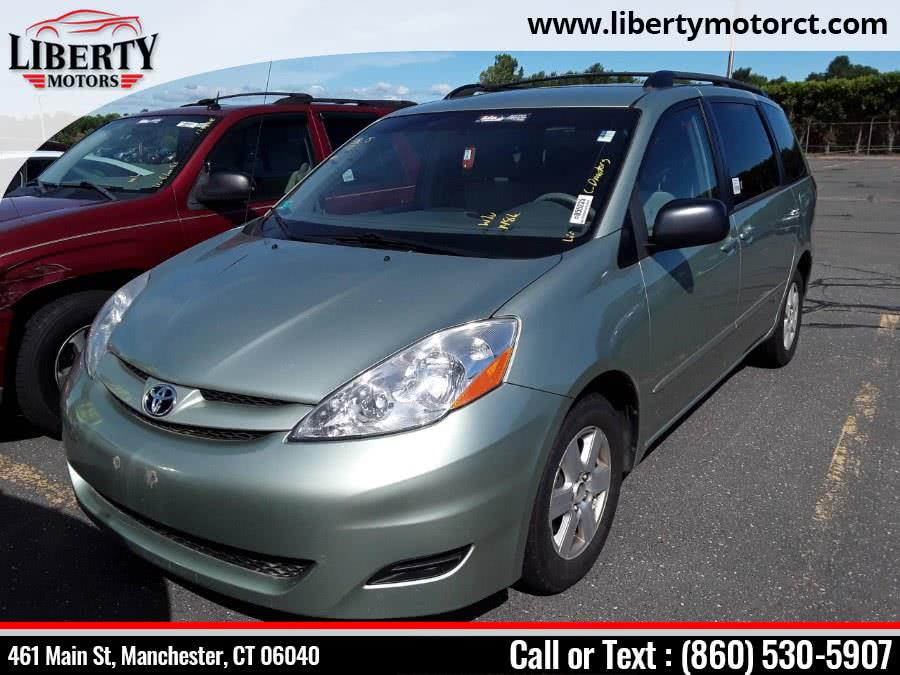 Used 2008 Toyota Sienna in Manchester, Connecticut | Liberty Motors. Manchester, Connecticut