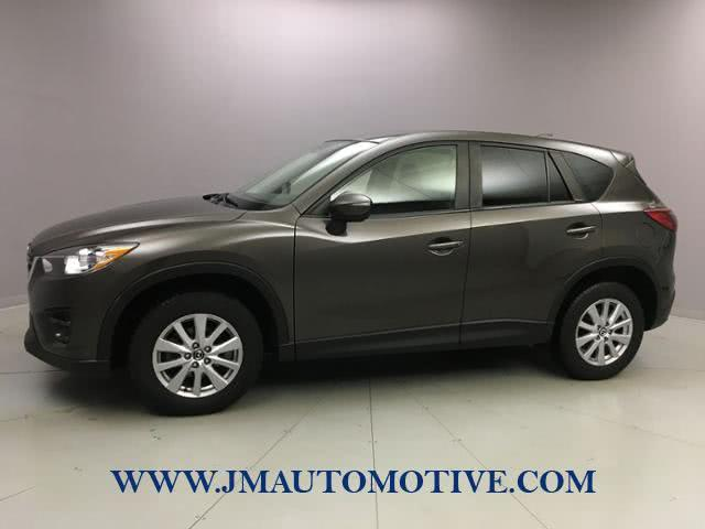 Used 2016 Mazda Cx-5 in Naugatuck, Connecticut | J&M Automotive Sls&Svc LLC. Naugatuck, Connecticut