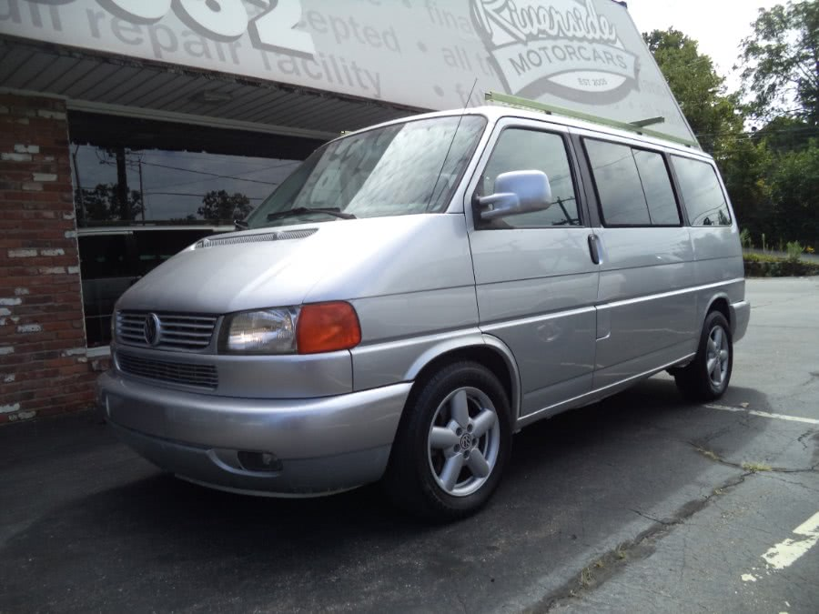 Used 2002 Volkswagen EuroVan in Naugatuck, Connecticut | Riverside Motorcars, LLC. Naugatuck, Connecticut