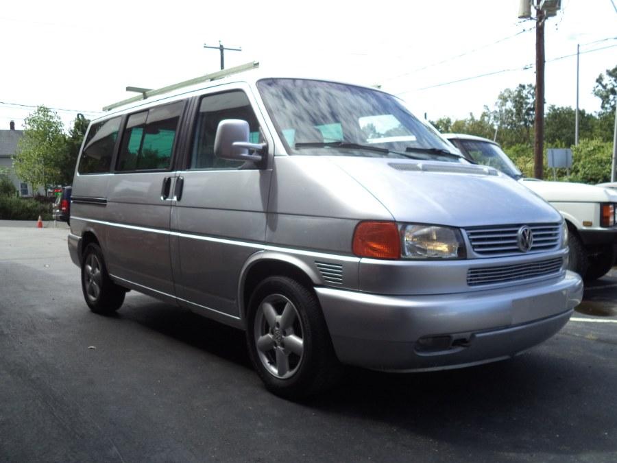 Used Volkswagen EuroVan 3dr GLS 2002 | Riverside Motorcars, LLC. Naugatuck, Connecticut