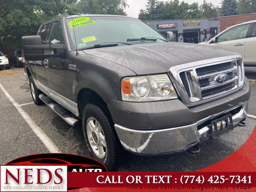 Used 2008 Ford F-150 in Indian Orchard, Massachusetts | New England Dealer Services. Indian Orchard, Massachusetts