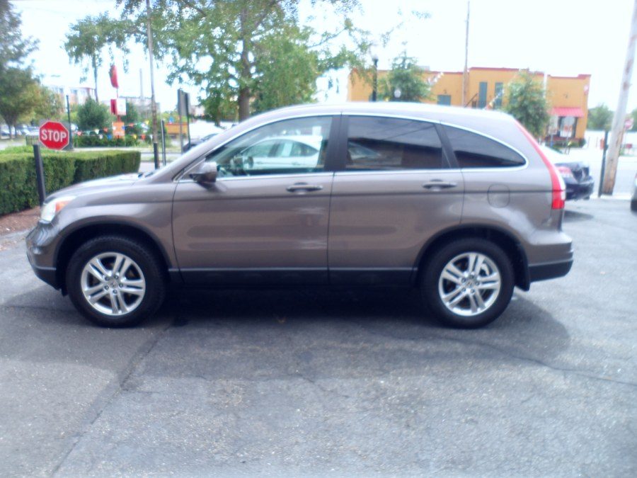 Used Honda CR-V 4WD 5dr EX-L 2011 | Hurd Auto Sales. Bridgeport, Connecticut