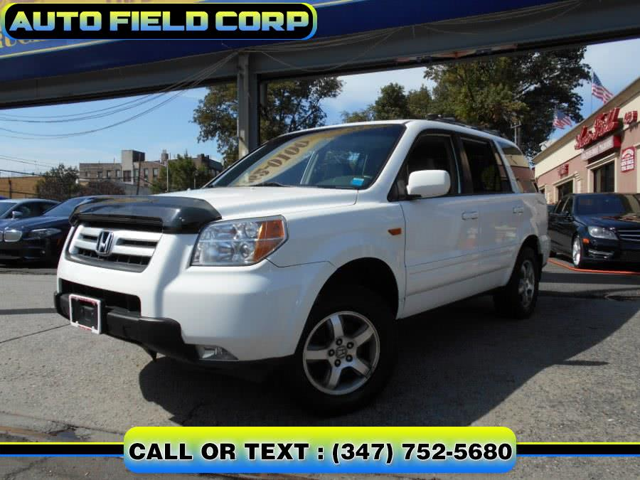 Used Honda Pilot 4WD EX-L AT 2006 | Auto Field Corp. Jamaica, New York