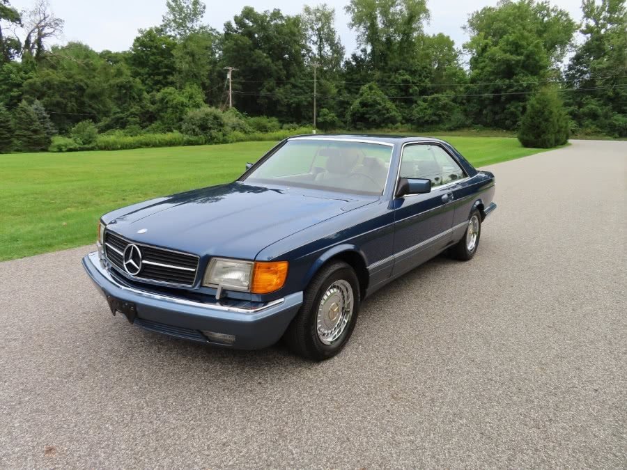 Used 1990 Mercedes-Benz 560 Series in North Salem, New York | Meccanic Shop North Inc. North Salem, New York