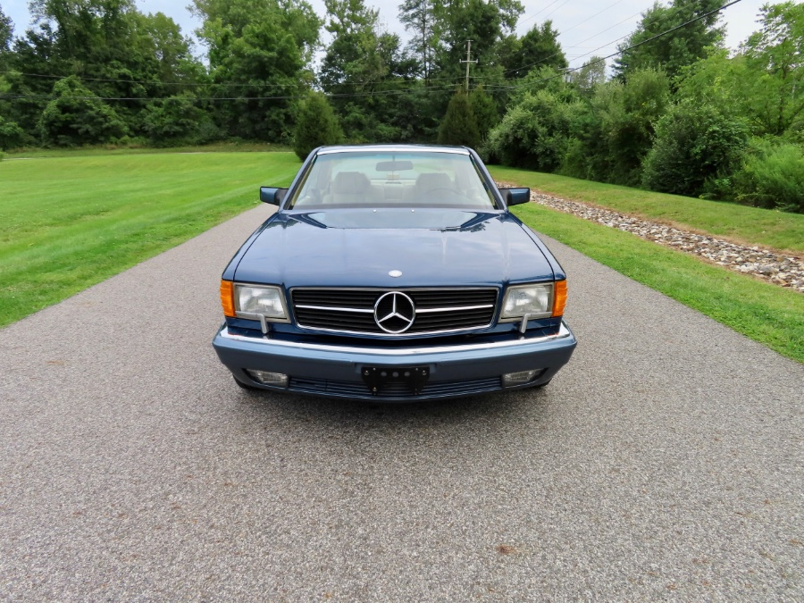 Used Mercedes-Benz 560 Series 2dr Coupe 560SEC 1990 | Meccanic Shop North Inc. North Salem, New York